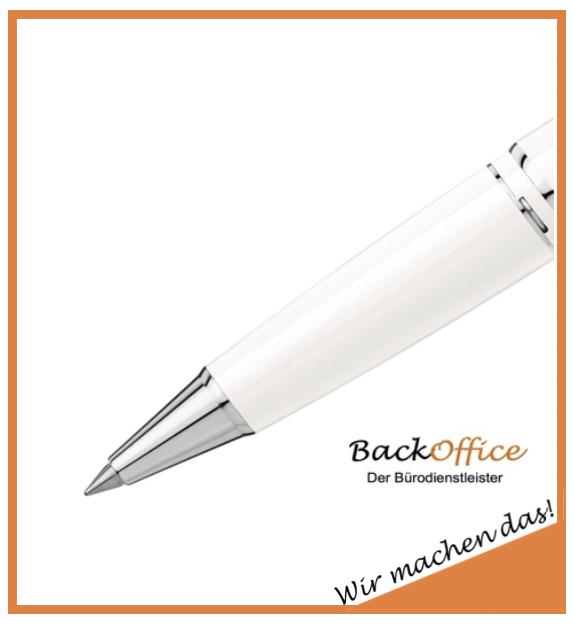 BackOffice Imbach über uns Team Wir 1 Kugelschreiber
