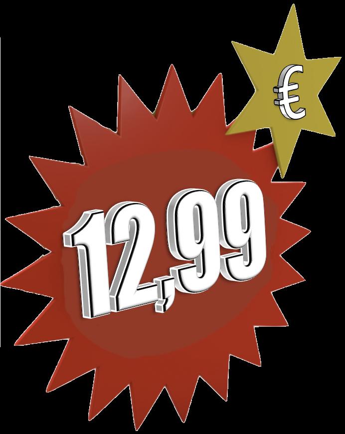 Fototasse Werbemittel Werbung  Preis für die Fototasse 12,99